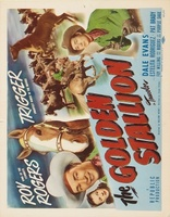 The Golden Stallion movie poster (1949) picture MOV_84cf567d