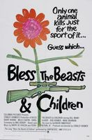 Bless the Beasts & Children movie poster (1971) picture MOV_84d562b6