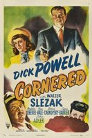 Cornered movie poster (1945) picture MOV_84d613e7