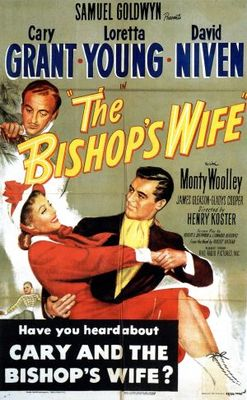 The Bishop's Wife movie poster (1947) poster MOV_84e048c9