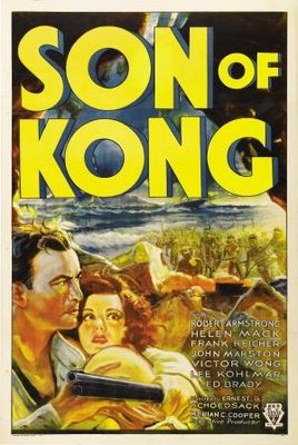 The Son of Kong movie poster (1933) poster MOV_84e20c3b