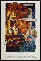 Indiana Jones and the Temple of Doom movie poster (1984) picture MOV_84e899a8