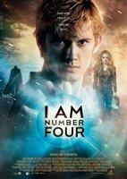 I Am Number Four movie poster (2011) picture MOV_84ed9d91