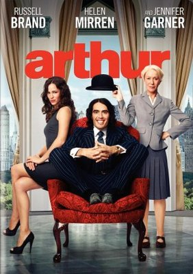Arthur movie poster (2011) poster MOV_84ef4ee3