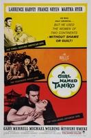 A Girl Named Tamiko movie poster (1962) picture MOV_84f2d903