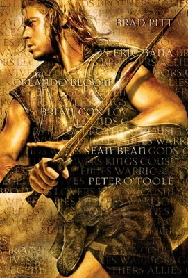 Troy movie poster (2004) poster MOV_84f48fd6