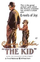 The Kid movie poster (1921) picture MOV_84f77ba1