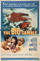 The Big Gamble movie poster (1961) picture MOV_73614f87