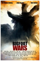 Bigfoot Wars movie poster (2014) picture MOV_8502aeda