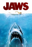 Jaws movie poster (1975) picture MOV_8506d5d9