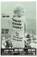 Hello Down There movie poster (1969) picture MOV_850939ce