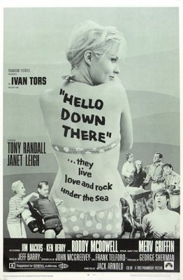 Hello Down There movie poster (1969) poster MOV_850939ce