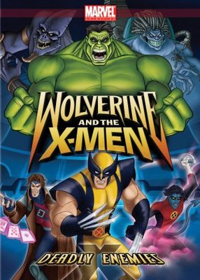 Wolverine and the X-Men movie poster (2008) poster MOV_850d6c5f