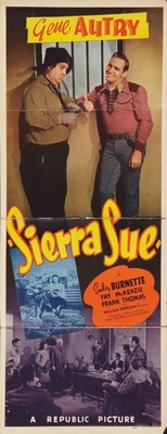 Sierra Sue movie poster (1941) poster MOV_851074bf