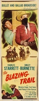 The Blazing Trail movie poster (1949) picture MOV_8520877b