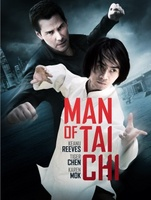 Man of Tai Chi movie poster (2013) picture MOV_85239587