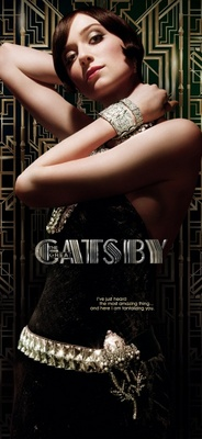 The Great Gatsby movie poster (2012) poster MOV_8526de2f