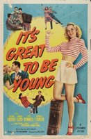 It's Great to Be Young movie poster (1946) picture MOV_8527c840