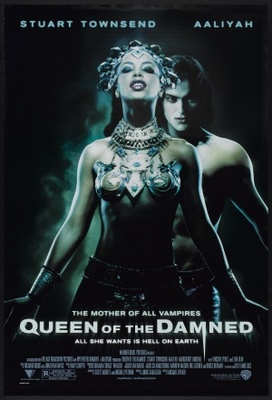 Queen Of The Damned movie poster (2002) poster MOV_852a846e