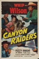 Canyon Raiders movie poster (1951) picture MOV_852f7f71