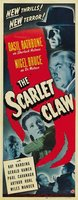 The Scarlet Claw movie poster (1944) picture MOV_853b06cc