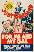For Me and My Gal movie poster (1942) picture MOV_853f0f52