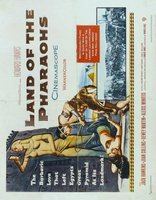 Land of the Pharaohs movie poster (1955) picture MOV_853f5300