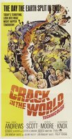 Crack in the World movie poster (1965) picture MOV_8540e413