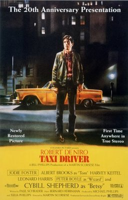 Taxi Driver movie poster (1976) poster MOV_85466651