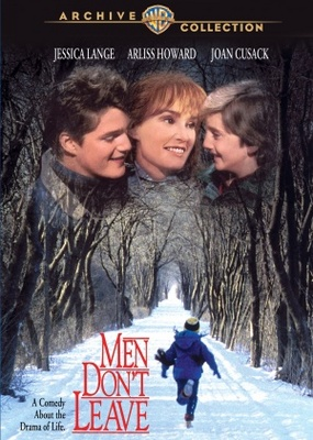 Men Don't Leave movie poster (1990) poster MOV_85495a37