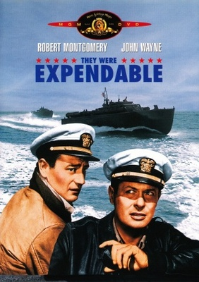 They Were Expendable movie poster (1945) poster MOV_854a660c