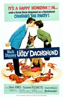 The Ugly Dachshund movie poster (1966) picture MOV_854cf4e4