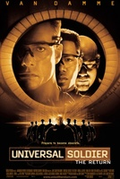 Universal Soldier 2 movie poster (1999) picture MOV_854ef264