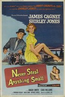 Never Steal Anything Small movie poster (1959) picture MOV_85555c90