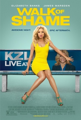 Walk of Shame movie poster (2014) poster MOV_855aab52