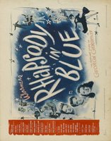 Rhapsody in Blue movie poster (1945) picture MOV_8562674b