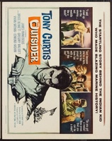 The Outsider movie poster (1961) picture MOV_8563a344