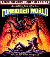 Forbidden World movie poster (1982) picture MOV_85693401