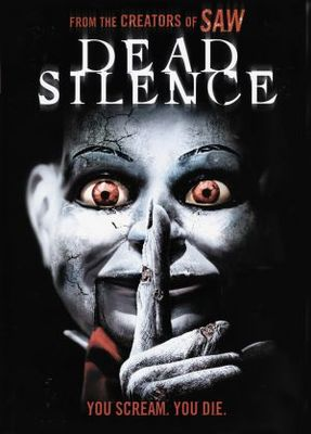 Dead Silence movie poster (2007) poster MOV_857149a7