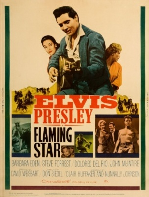 Flaming Star movie poster (1960) poster MOV_8577e177