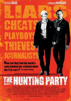 The Hunting Party movie poster (2007) poster MOV_857b3747