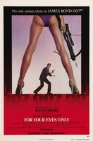 For Your Eyes Only movie poster (1981) picture MOV_857bfe1f