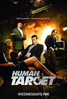 Human Target movie poster (2010) picture MOV_8584b275