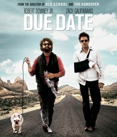 Due Date movie poster (2010) picture MOV_8586c959