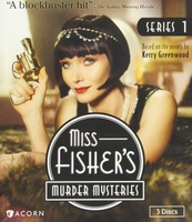 Miss Fisher's Murder Mysteries movie poster (2012) picture MOV_858826d0