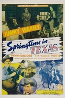Springtime in Texas movie poster (1945) picture MOV_858d4a2d