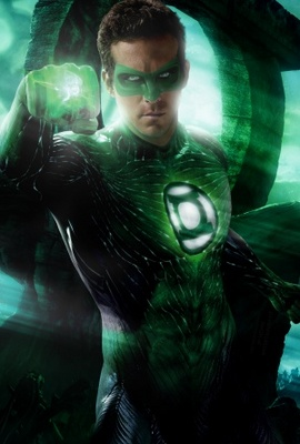 Green Lantern movie poster (2011) poster MOV_858fc283