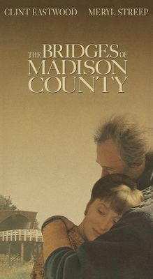 The Bridges Of Madison County movie poster (1995) poster MOV_85932569