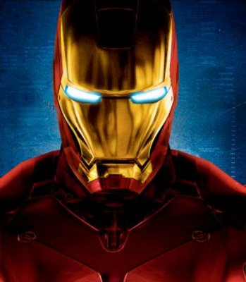 Iron Man movie poster (2008) poster MOV_85986e8e