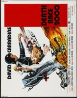 Death Race 2000 movie poster (1975) picture MOV_859c6563